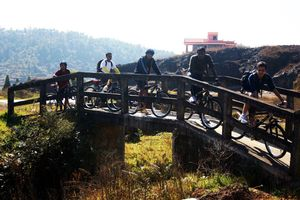 Shillong! The off-beat way