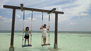 MALDIVES- LUXURY ON A BUDGET- Part 3 I  l ADAARAN SELECT l  RESORT & VILLA TOUR