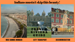 French Riviera Tour in 2019 (In Hindi) l Nice l Monaco l Cannes l French Riviera Pass