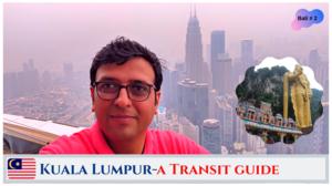 A Day in KL (Kuala Lumpur) in 2019 l Batu Caves l KL Tower l Putrajaya