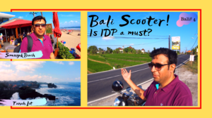 Bali Scooter rental - is IDP a must? l KU DE TA Seminyak l Tanah Lot