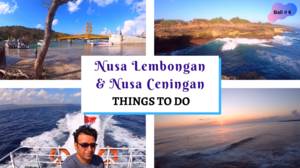 Nusa Lembongan & Nusa Ceningan l Sunday Huts, Lembongan l Bali Tour Guide in Hindi