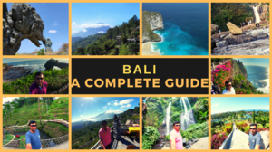 A Comprehensive Travel Guide for Bali!