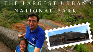 Kanheri Caves l Sanjay Gandhi National Park, Mumbai l The Largest Urban National Park