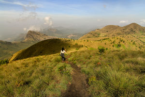 Meesapulimala, Trek to the Third highest peak of Western Ghats [Day-2]
