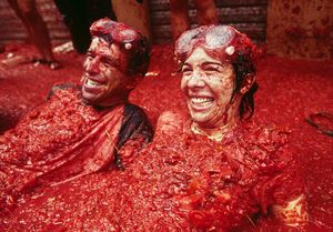 La Tomatina! On It's 70th Anniversary ~ Know All About It!