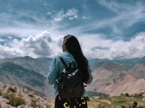 Here's How I Made It To The Prettiest Himalayan Village Under 5K And Against All Odds