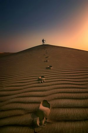 AWESOME SAHARA DESERT