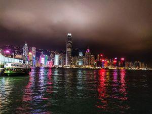 That Glittering Skyline!