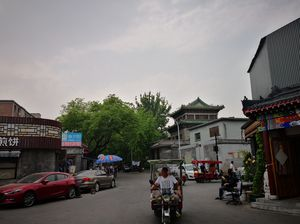 Shichahai Scenic Area with Mei Lanfang House & Prince Gong's Mansion