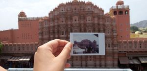 The perfect guide to getting lost in the royalty of Jaipur !