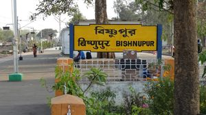 Trip to Bishnupur and Jhilimili