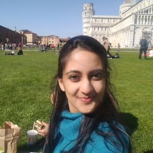 Picnic at Pisa! #selfiewithaview