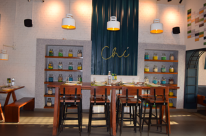 Review: Chi Asian Cookhouse, Janpath, New Delhi