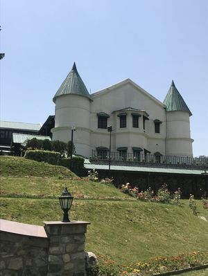 My fairytale castle stay in Mussoorie, enchanting and exorbitant!