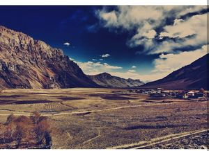 Lost in thoughts - Go explore!! ;-) (Spiti valley)