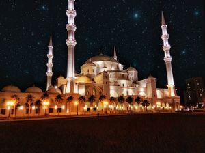 Grand Sheikh Zayed Mosque,Fujairah