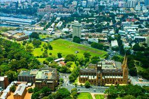 Sydney...... #viewfromthetop  #tripotocommunity #Sydney