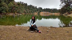 Trek to Deoriatal lake, Uttarakhand on 25th December. Christmas couldn't get merrier!!!