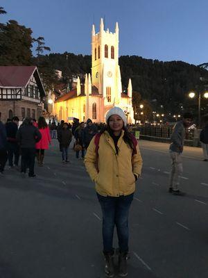 Shimla-Kufri: December getaway