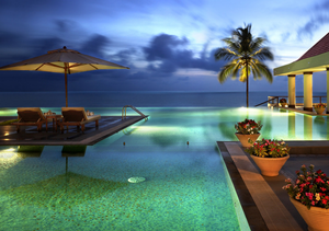 7 Stunning Infinity Pools in India Worth Visiting In your Life Time