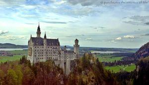 A Fairy Tale visit to NeuSchwanstein Castle