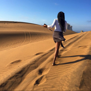 10 Instagram Accounts of Female Travelers That Will Give You a Serious Case of ENVY