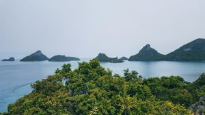 "Ang Thong National Marine Park: The Inspiration Behind The Movie ""The Beach"""
