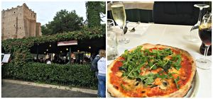 A fussy foodie eats her way through Rome, Florence and Pisa