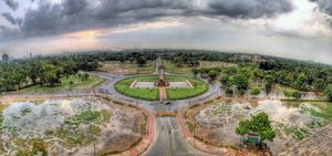 Photographer Climbs Atop India Gate And His Shots Will Blow Your Mind