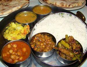 Going veggie in Uttar Pradesh