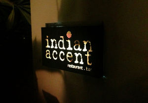 indian accent 1/2 by Tripoto