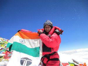 This Indian Woman Climbed Seven Mountains On One Leg To Show The World Impossible Is Nothing