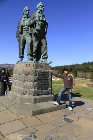A tour to the Scottish Highlands – Swell!!