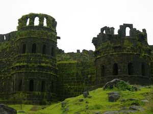 Raigad Fort, a Strategic Valor.