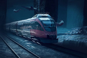 India's First Bullet Train, Mumbai- Ahmedabad in 2 hours And An Underwater Passage. HELLO FUTURE!!
