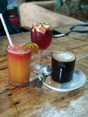 Ditch boozing in Goa & Bringe in these cafes for breakfast# breakfastspots #IWillGoAnywhereForFood