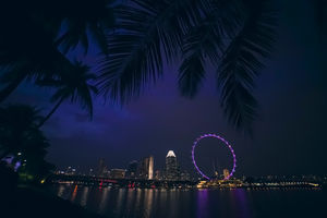 Singapore by foot.