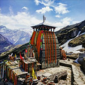 Tungnath : Gate Opening Ceremony