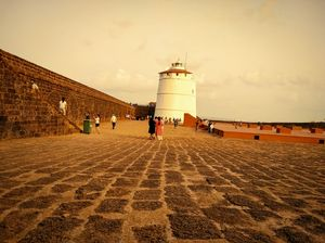Fort Aguada,Goa,India