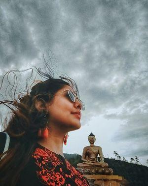 Ku zu zang pola Bhutan