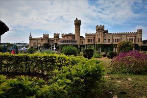 Banglore Palace- The English Style Castle