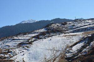 Auli a Himalayan Ski Resort