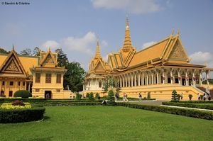 Royal Palace and Silver Pagoda 1/undefined by Tripoto