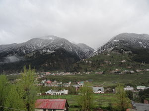 Manali in an Afternoon