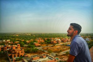 Jodhpur, Rajasthan (A Little Tour of Its Beauty)