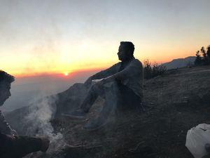 The Mighty WinterLine @ George Everest Peak