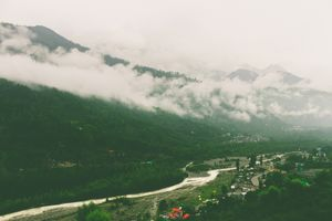 The beauty of Vashishth, Manali