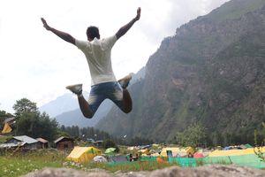 Kheerganga trekking pics