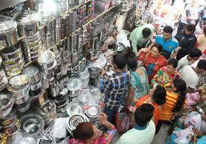 धनतेरस की खरीदारी के लिए बेस्ट हैं भारत के ये बाज़ार!
